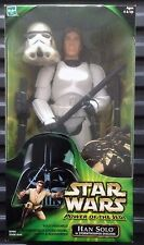 Star Wars Han Solo in Stormtrooper Disguise 12""