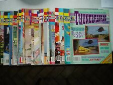 Thunderbirds - The Comic. 39x Issues 8 to 47 + a holiday special + a Danger Zone