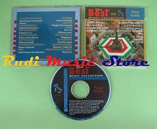 CD BEST MUSIC PIAZZA GRANDE compilation PROMO 1994 PFM BATTISTI DALLA (C19)