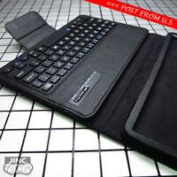 Bluetooth Keyboard Leather Case Cover for Samsung SM-T530 Galaxy Tab4 Tab 4 10.1