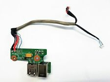 Hp Pavilion Dv6000 DC-IN Power Jack USB Port Board and cable DDAT8APB3001908
