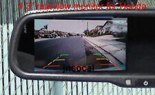 """Rear View Mirror 4.3"""" Monitor 4 Honda 08-12 Accord 08-11 Civic for BackUp Camera"""