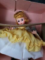 """8/"""" Doll Amy  #411 Little Women Collection VINTAGE Madame Alexander"""