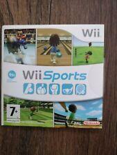 Wii Sports (Nintendo Wii) Game