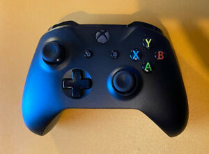 Microsoft Xbox One Wireless Controller - Black - Unboxed