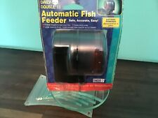 Daily Double II Automatic Fish Feeder Battery Operated