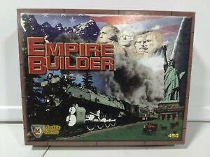 Empire Builder Continental Train Railbuilding Board Game Mayfair Games
