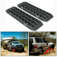 3 GEN Sand Tracks Recovery Traction Snow Track Tire Ladder Black 4WD
