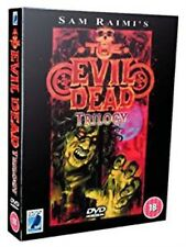 EVIL DEAD TRILOGY Series 1-3 Complete Part 1 2 3 New and Sealed UK Region 2 DVD