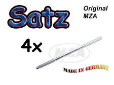 Simson SATZ 4x Stiftschraube Zylinder für Motorbaureihe M500-M700 - M6x126mm TOP