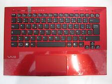 Sony Vaio VPCSB VPCSD Tastatur mit Palmrest Touchpad FR P/N: 9Z.N6BBF.00F