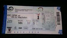 Ticket KRC Genk - YR KV Mechelen 20.07. 2019 Supercup 18/19