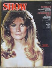 SHOW Magazine May 1970 MAUD ADAMS Beyond the Valley of the Dolls ROGER CORMAN