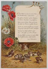 """""""July"""" by Seyfried, oil on paper, 1883"""