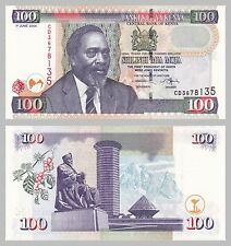 Kenia / Kenya 100 Shillings 2005 p48a unc.