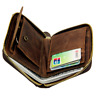 Levelive Men's Vintage Genuine Cowhide Leather Wallet *Brand New and Boxed*