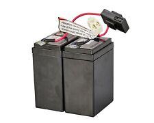 Razor Crazy Cart Shift Battery (V1+) 30 Amp Fuse (2 - 12V/2.8Ah) (3 Hole/2 Pin)