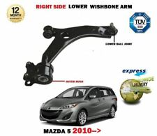 FOR MAZDA 5 CW 2010-> FRONT RIGHT WISHBONE SUSPENSION CONTROL ARM + BALL JOINT