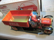 COCA-COLA-1930's TIN DELIVERY TRUCK - LIMITED EDITION TO 20000  XONEX