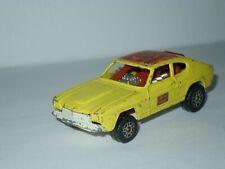 Ford Capri Dragster Corgi Junior style Majorette Norev Matchbox Hotwheels Siku