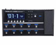 Boss GT-1000 Guitar Effects Processor Multi FX Pedal PROAUDIOSTAR - Used