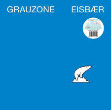 "Grauzone ‎- Eisbaer 12"" Vinyl Album Single - SEALED - Record Reissue EBM Eisbar"