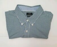 Sportscraft Men's Long Sleeve Check Shirt Regular Fit Size XL