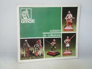 GG199- SOLDATINI DA COLLEZIONE-AMATI -RIVISTA / CATALOGO