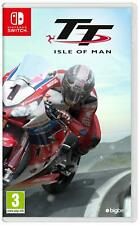 TT Isle of Man - Ride on the Edge For Nintendo Switch (New & Sealed)