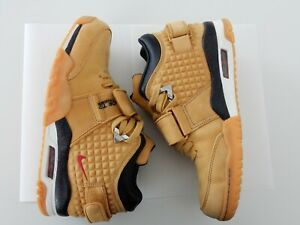 Nike Men's Suede Shoes Size 9 Vincent Cruz Haystack Wheat