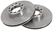 ABS 15781 Discos de freno 1264200272