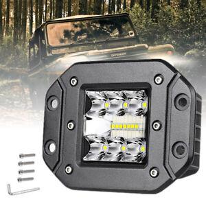 5inch LED Work Light Car Spot Bar Off road Fog Lamp 4WD UTE ATV SUV Truck