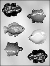 Fish, Frogs, & Turtles Chocolate Mold Sea Creatures