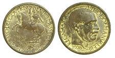 pci0401) Vittorio Emanuele III (1900-1943) 2 lire 1928 Fiera Milano