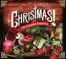 CHRISTMAS-THE COMPLETE SONGBOOK 3 CD (DON MCLEAN, GLENN CAMPBELL, ...) NEW+