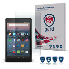2x 100% Genuine Tempered Glass Screen Protector For AMAZON KINDLE FIRE HD 8 inch