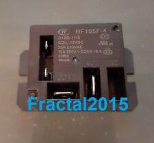 1PCS JQX-105F-4-012D-1HS HF05F-4-012D-1HS HF105F-4 30A 12VDC