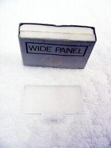 Wide Panel | For Minolta 200X Flash | NOS | New | $8 |