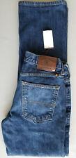 LUCKY BRAND Men 361 Vintage Straight Strech Cotton Denim Jean - 29x32 Dark Blue