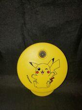 Tupperware Impressions Tumbler Drippless Lid Only Pikachu Pokeman