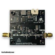 Microwave Power Amplifier Rf Board Sbb5089shf0589 40mhz 12ghz 2w Gain 25db