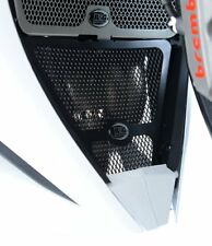 Honda CBR1000RR Fireblade 2015 R&G Racing Downpipe Grille DG0006BK Black