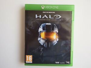 Halo: The Master Chief Collection on Xbox One in MINT Condition