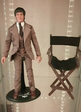 Hot Toys Bruce Lee in suit edition 1 6 scale with box and shipper