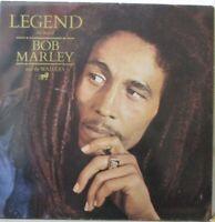 BOB MARLEY & WAILERS ~ Legend ~ GATEFOLD VINYL LP