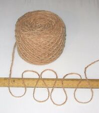 1000g Caramel Tan Brown 100% Pure Wool British Breed DK Double Knitting EFW 215