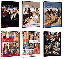 Gossip Girl Stagioni 1,2,3,4,5 e 6 La Serie Completa Cofanetti Singoli (30 DVD)