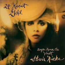 STEVIE NICKS - 24 KARAT GOLD -SONGS FROM THE VAULT: CD ALBUM (October 6th, 2014)