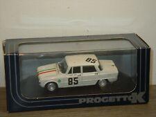 Alfa Romeo Giulia Ti Super 4 Ore Di Monza 1964 - Progetto K 1:43 in Box *38302