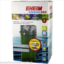 Eheim Classic 2213 External Canister Filter - inc all genuine eheim filter media